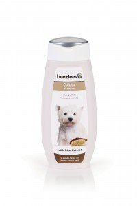 Beeztees Colour hondenshampoo white
