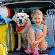 Op vakantie met de hond