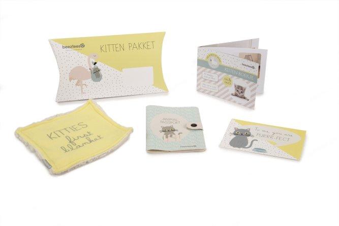 Kitten pakketje bestellen